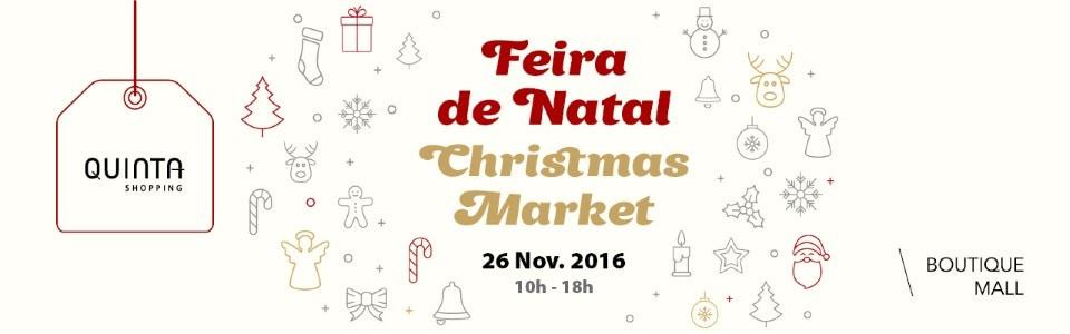 Quinta Shopping Christmas Market