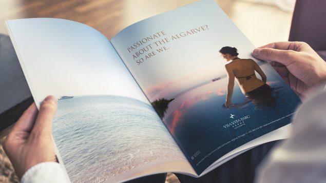 Vila Vita Advert Design