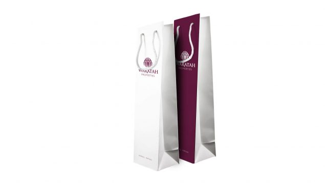 Waratah Welcome Bag