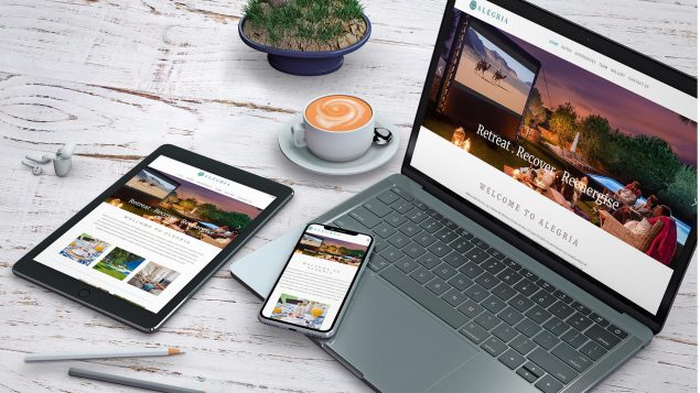 webdesign - Alegria