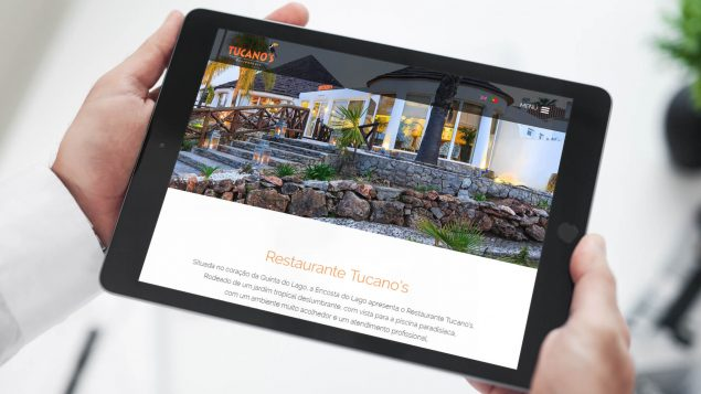 Webdesign-Tucanos