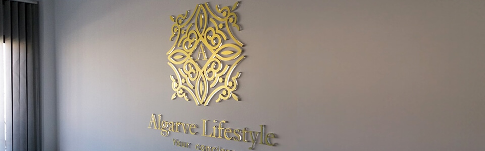 Alg Lifestyle   Wallsign