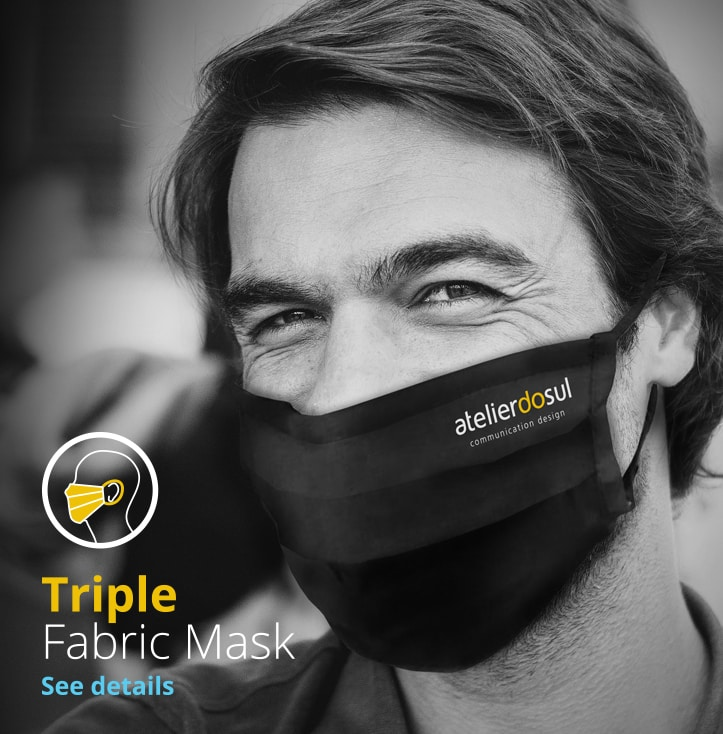 Triple Face Masks